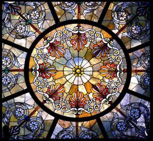 vitraux mandala